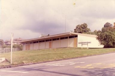 Summerland Library