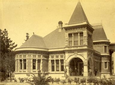 Santa Barbara County Hall of Records