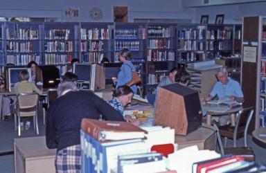 Santa Barbara Public Library - Temporary Location