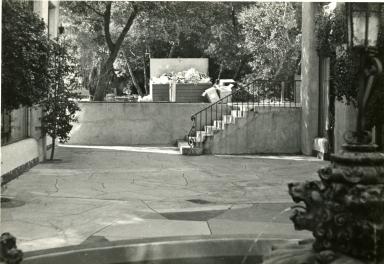 La Arcada Fountain
