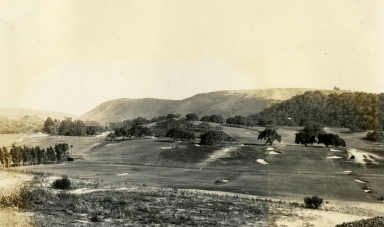 Santa Barbara 1925 Earthquake - Hope Ranch