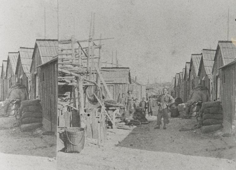 Ventura Chinatown Street.