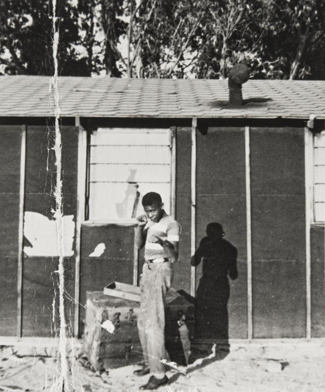 Camp Cooke, Santa Maria Airport : 1948.
