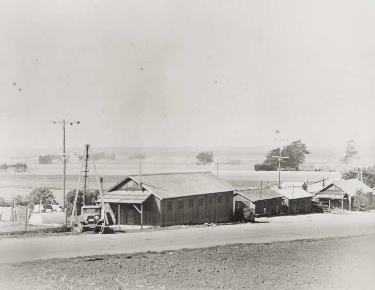 Farm workers housing - Lompoc.