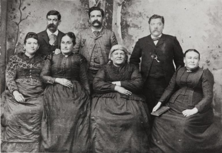 Higuera family.