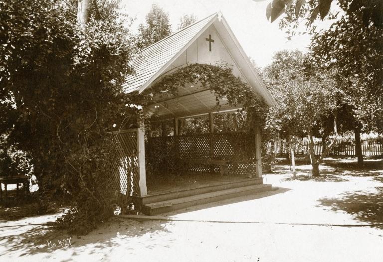 Chapel at Camulos Ranch