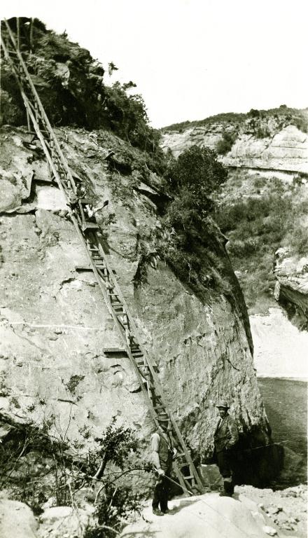 Incline at Gibraltar