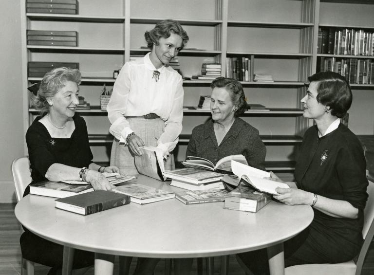 Santa Barbara Public Library - Staff