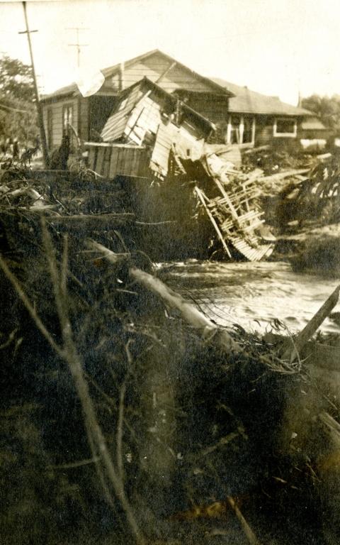 Santa Barbara Flood Damage