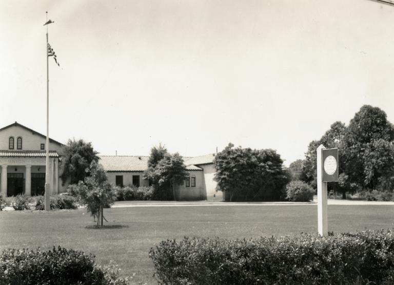 Goleta Union School & County Library