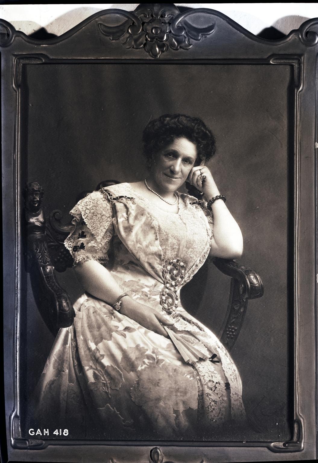 Ida Haraszthy Hancock