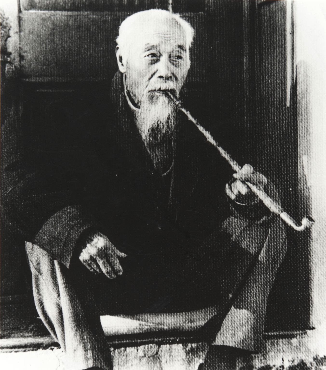 Ah Louis of China, who became a highly respected citizen of San Luis Obispo. He passed away December 16, 1936, at 96 years of age.