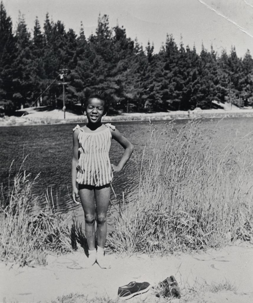 Eddie Mae Foster : Waller Park : 1951.