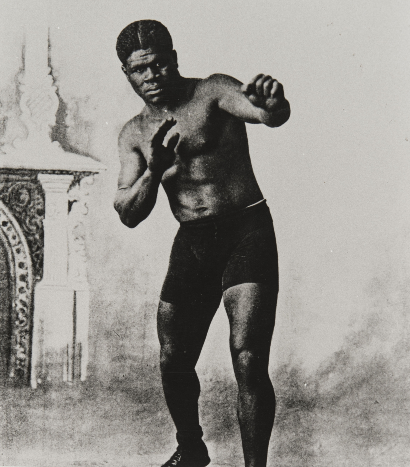 Sam McVey, Professional Boxer, born in Oxnard : May 17, 1884 ; McVey entered the professional ring at the age of eighteen and fought at least seven fights, six of them in Oxnard, before meeting Jack Johnson in his first officially recorded heavyweight bout on February 27, 1903. McVey fought professionally in the U.S., France, England, Australia, Cuba, Argentina, Chile and Panama until 1920 and died on December 23, 1921 at age 37.