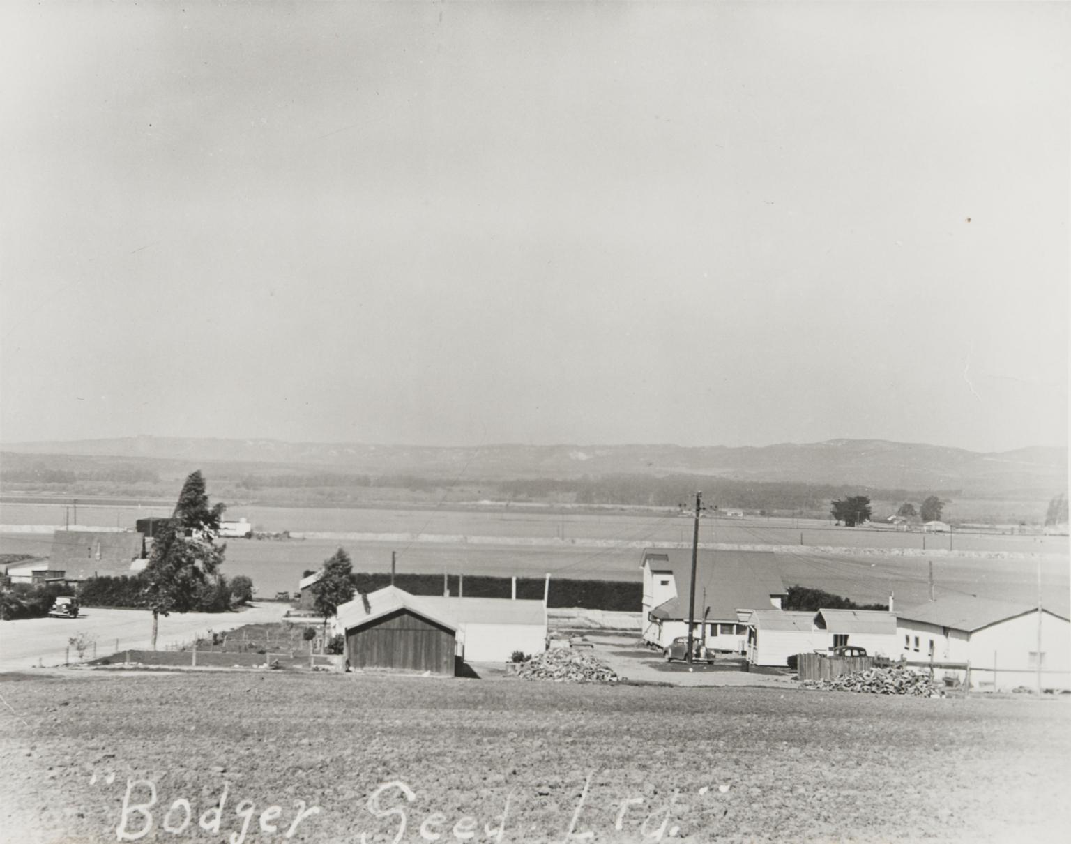 Farm workers housing - Lompoc.