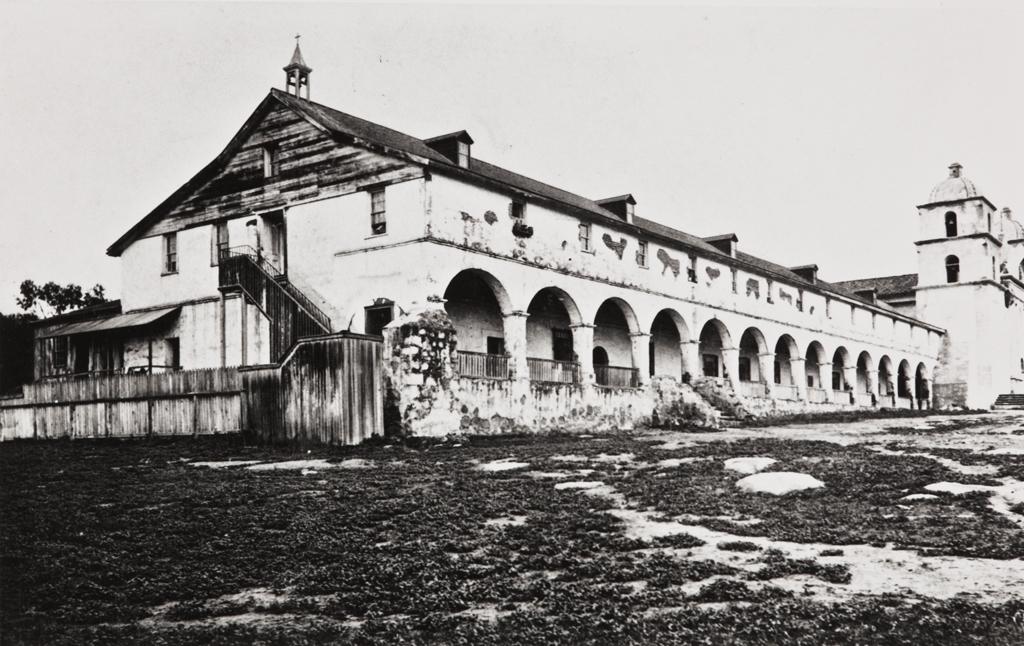 Santa Barbara Mission.
