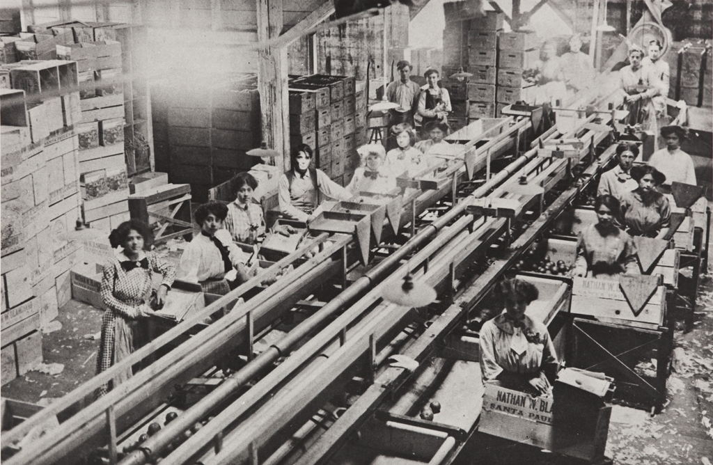 Blanchard Packing House.