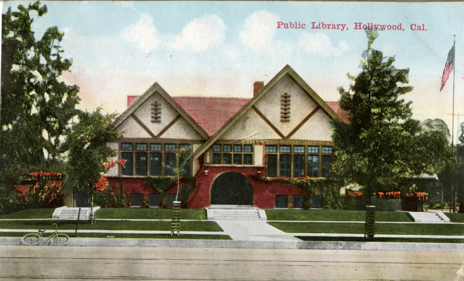 Hollywood Public Library