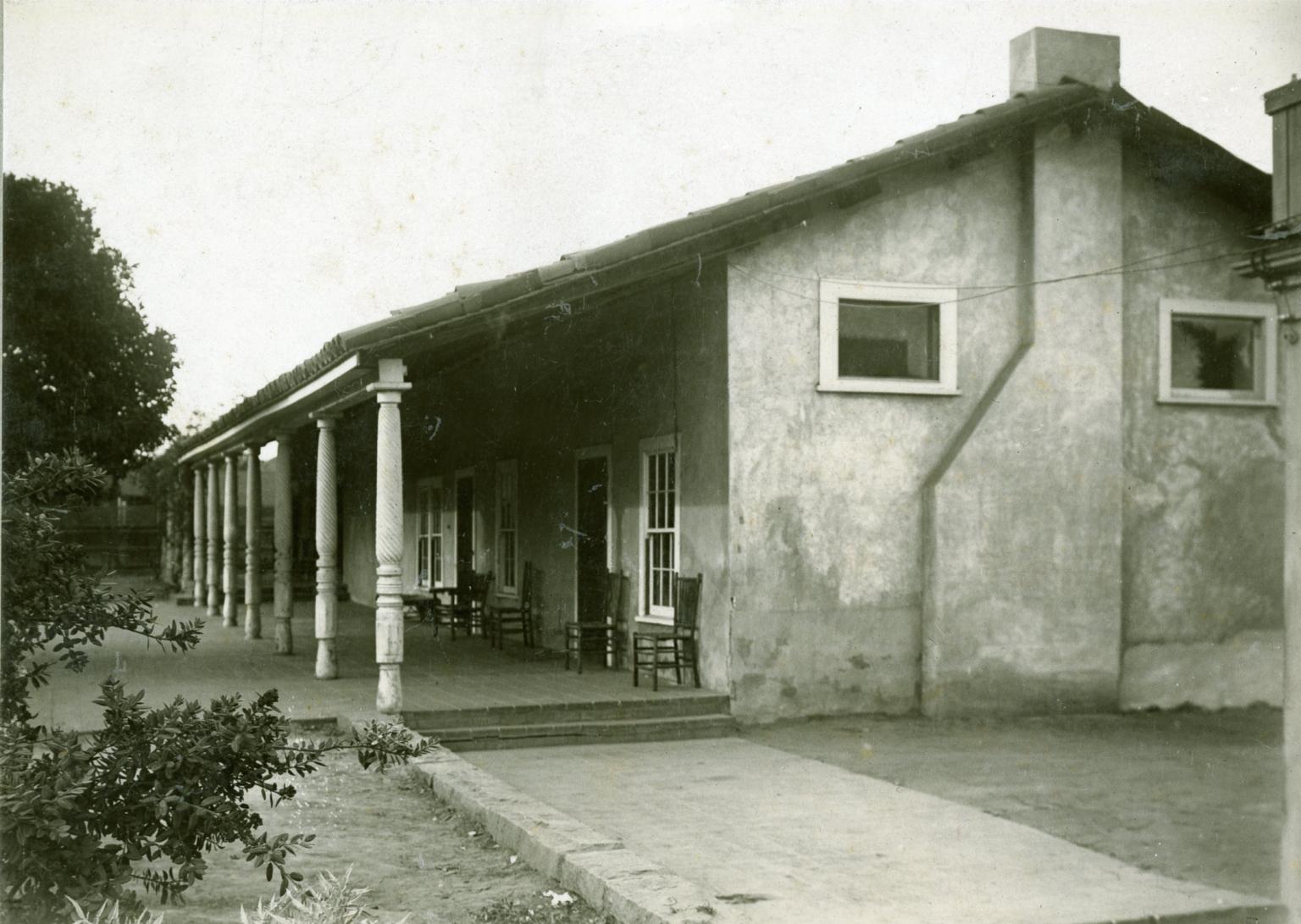 Teodoro Arrellanes Adobe (home)