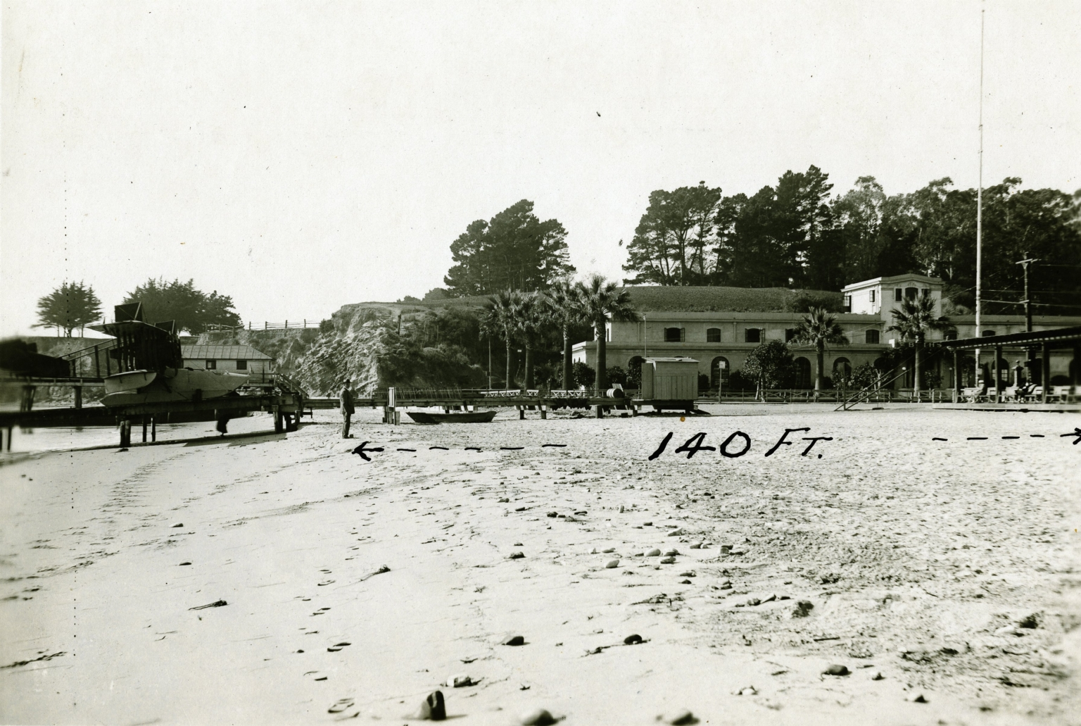 West Beach along Cabrillo Blvd. at Castillo Street