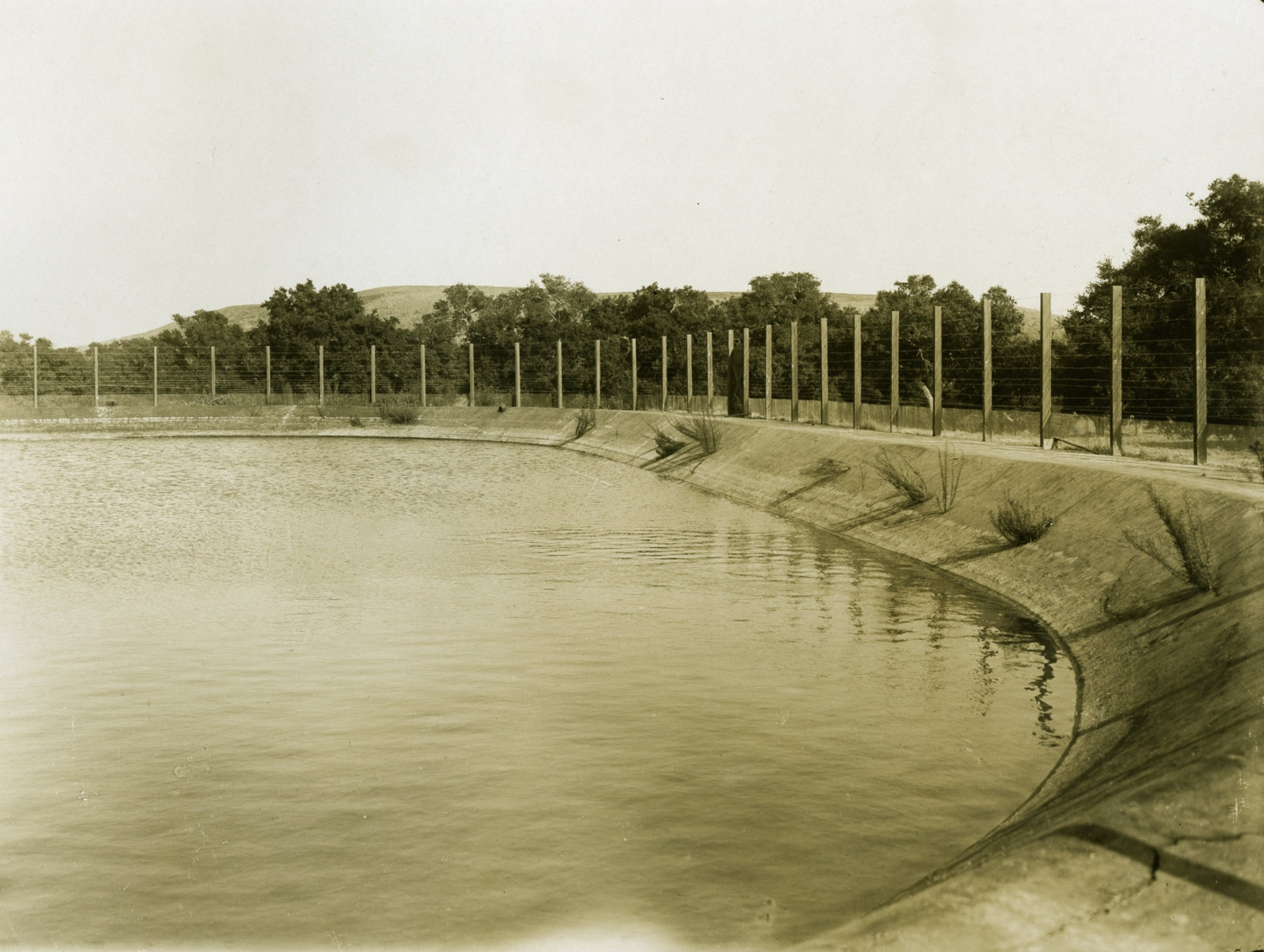 Hope Ranch Reservoir