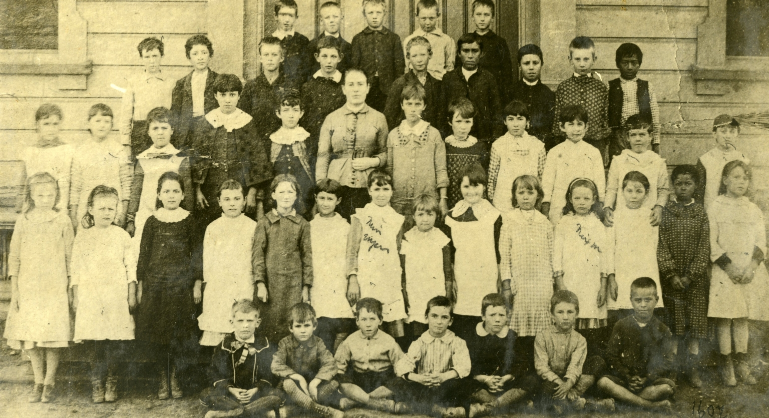 Class of 5th Ward School