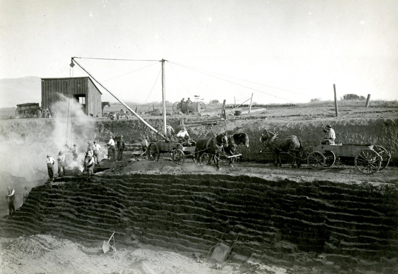Carpinteria Asphaltum Mine
