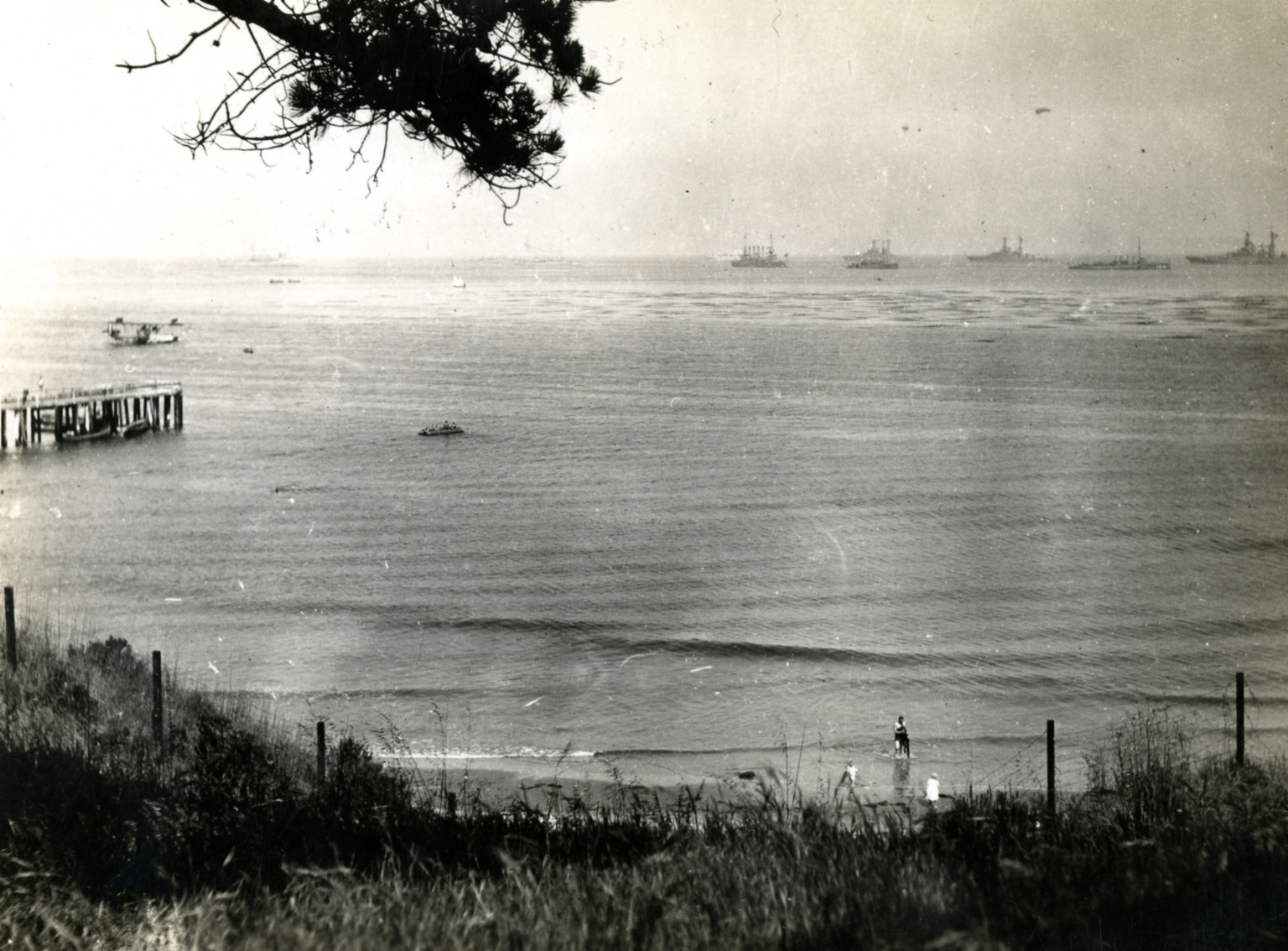 Santa Barbara - Great White Fleet