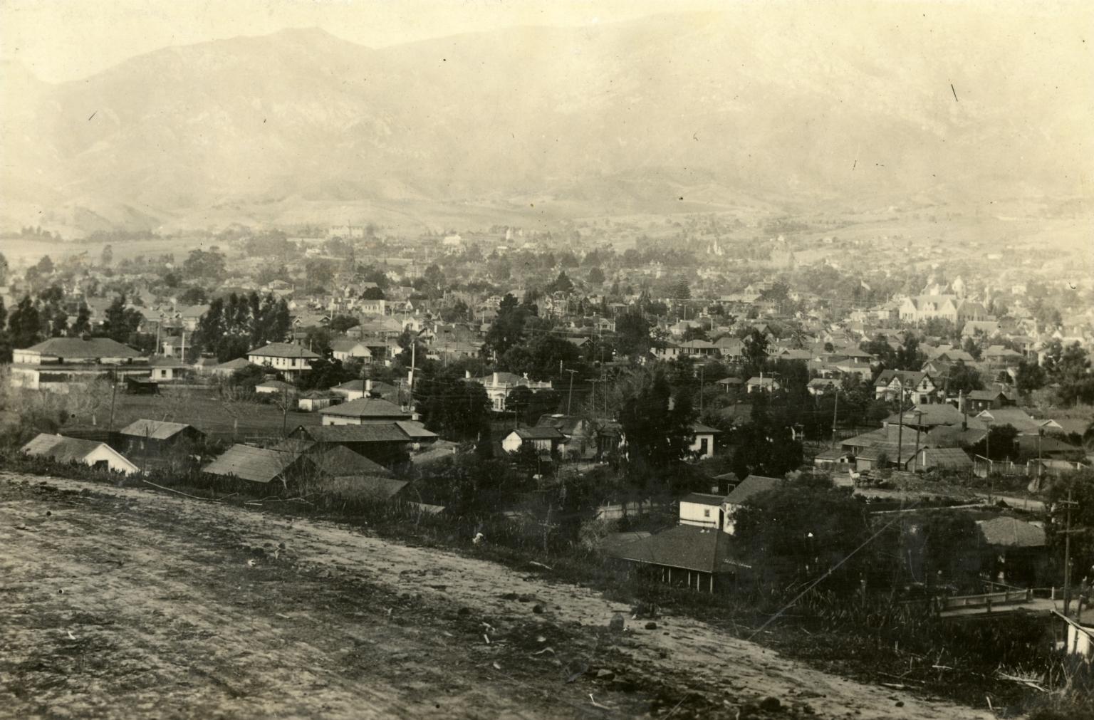 Santa Barbara Panoramic