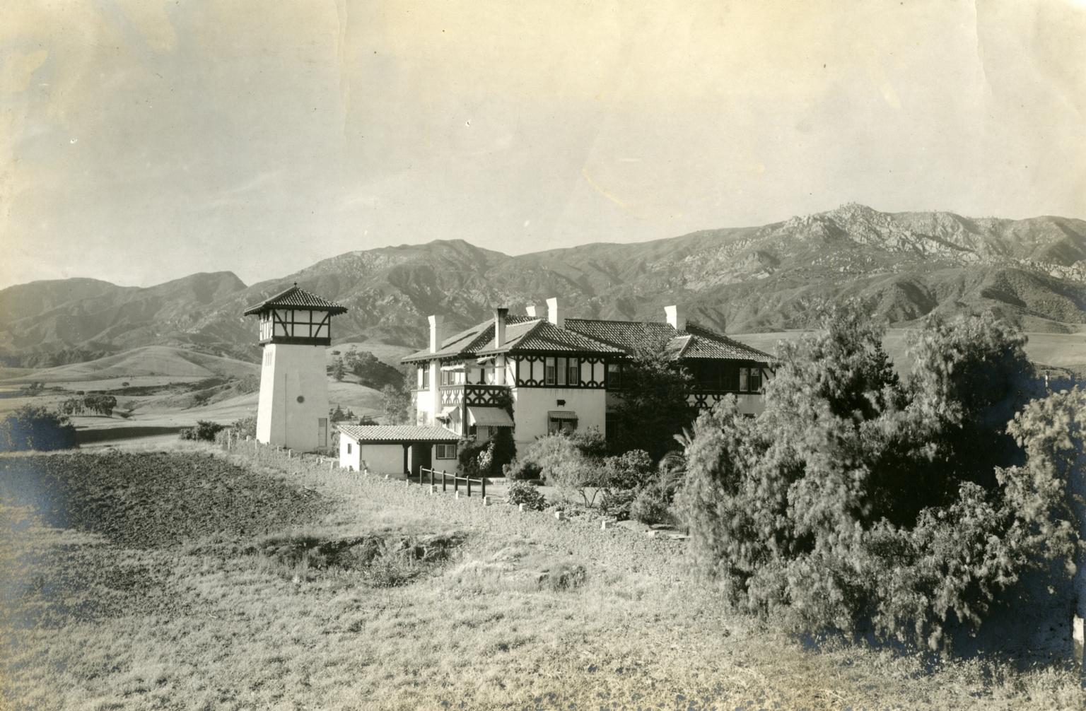 Miradero Sanitarium