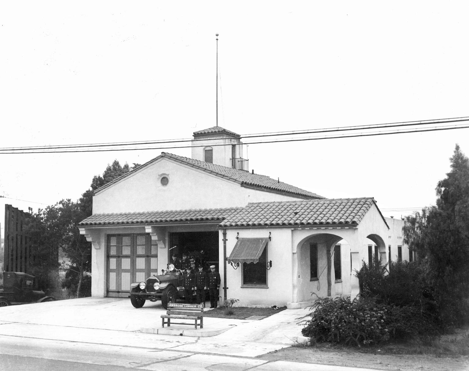 Santa Barbara Fire Station