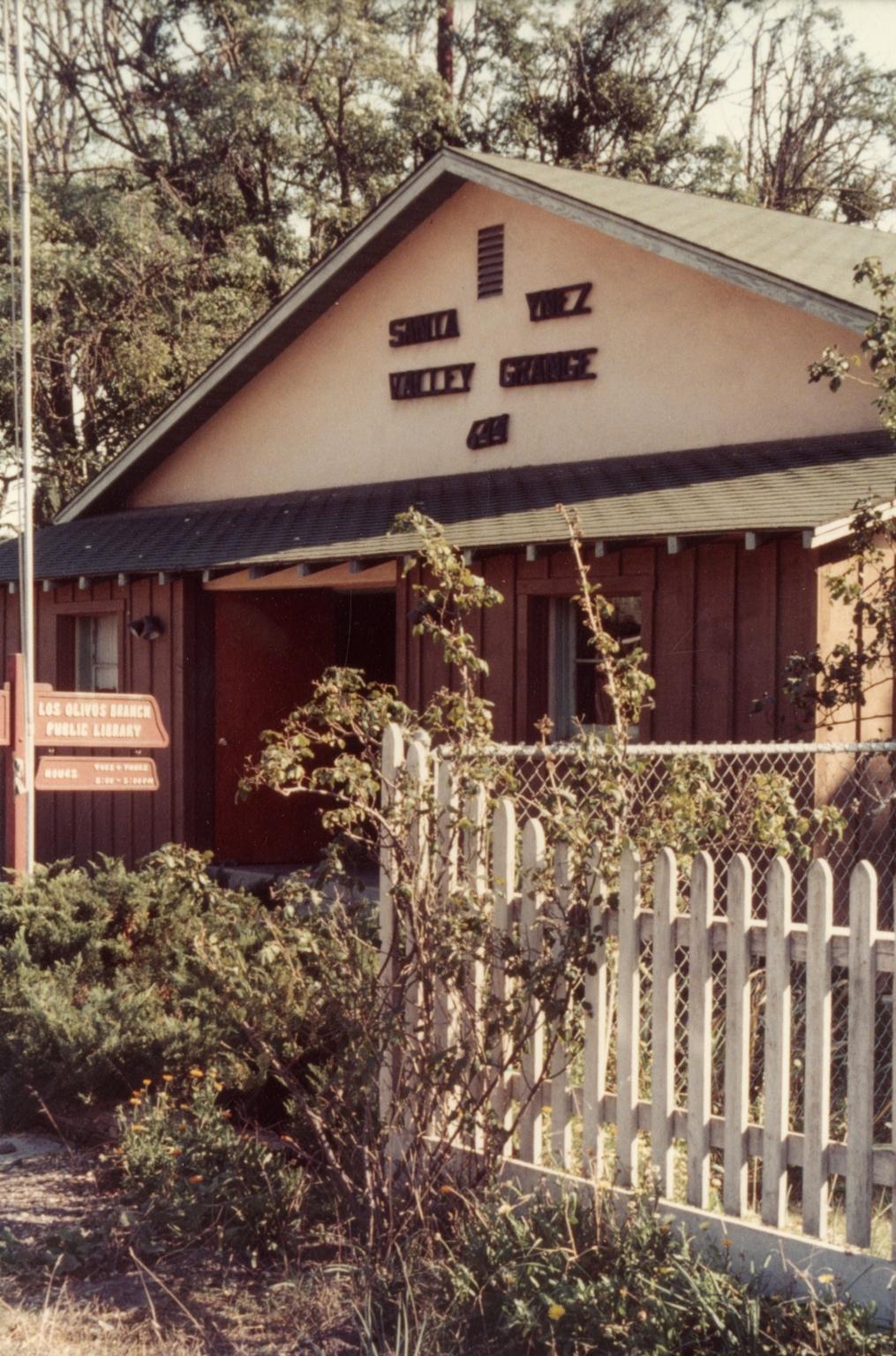 Los Olivos Library