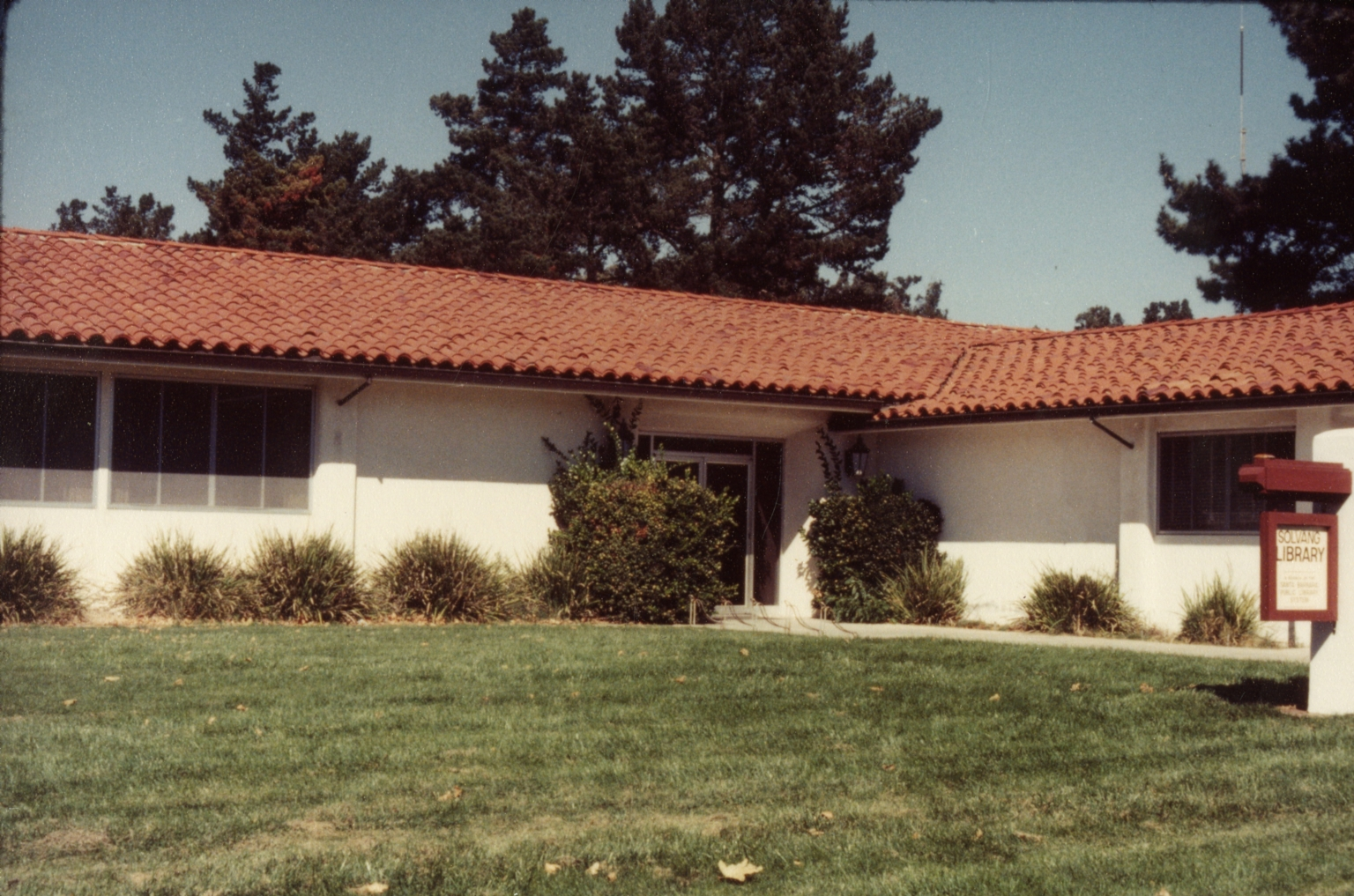 Solvang Library