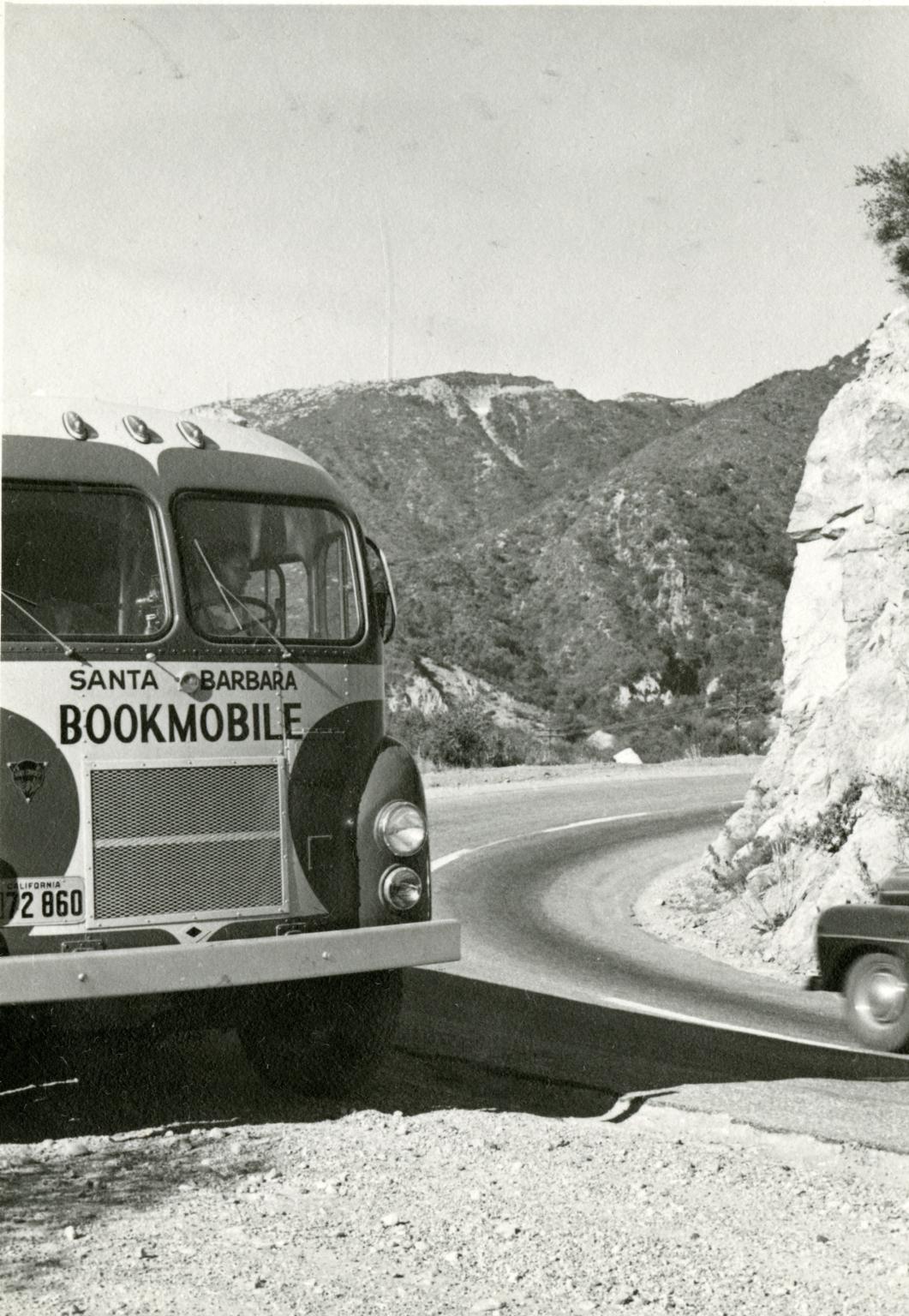 Santa Barbara Public Library - Bookmobile