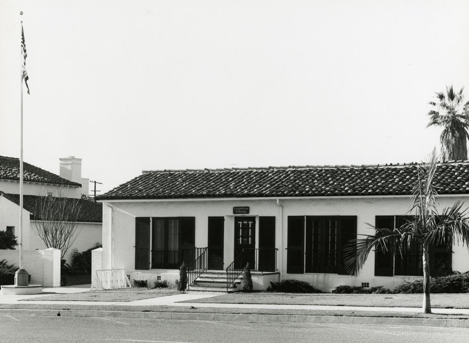Carpinteria Public Library